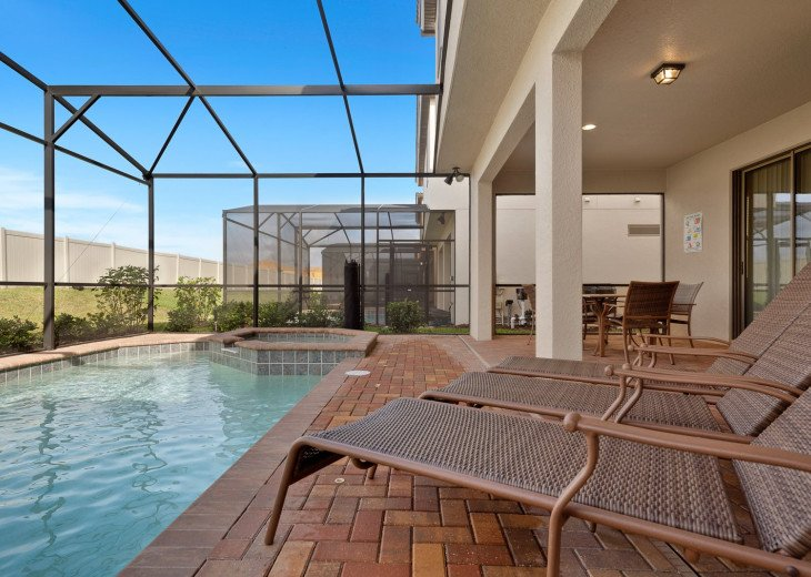 Westside Charm | 7 Bed Private Pool Home #3