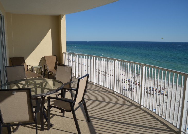 Ocean Front Ocen View Luxury 2 Bedroom 2 Bathroom Unit Near Pier Park #19