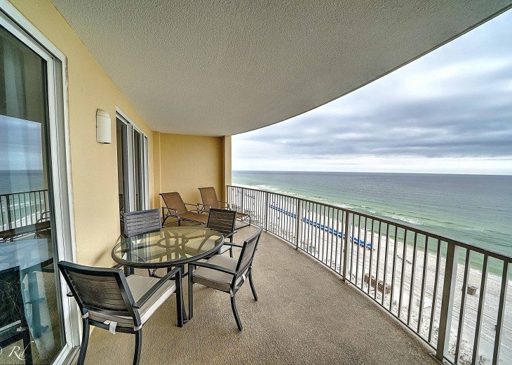 Ocean Front Ocen View Luxury 2 Bedroom 2 Bathroom Unit Near Pier Park #49