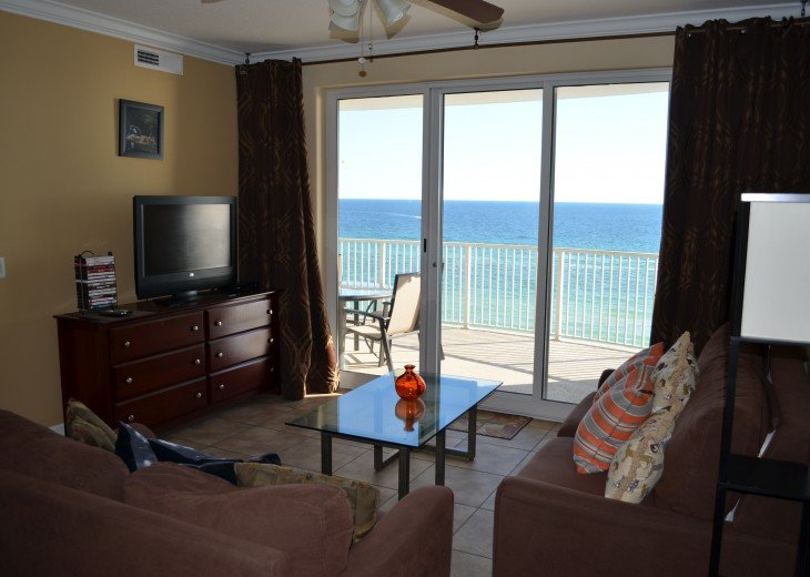 Ocean Front Ocen View Luxury 2 Bedroom 2 Bathroom Unit Near Pier Park #22