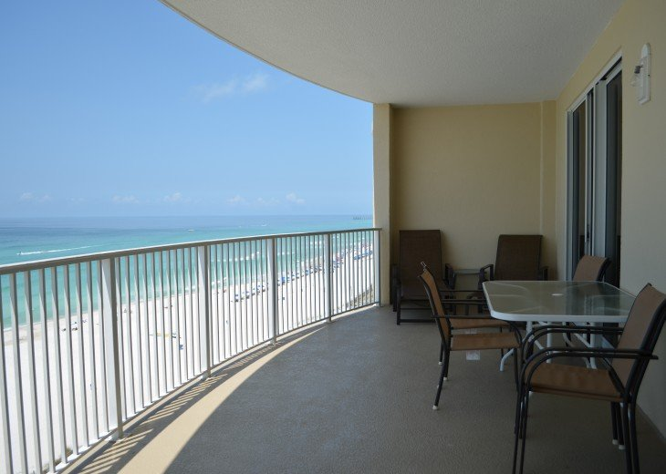 Ocean Front Ocen View Luxury 2 Bedroom 2 Bathroom Unit Near Pier Park #20