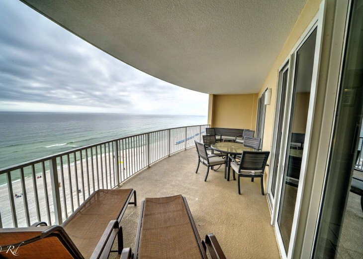 Ocean Front Ocen View Luxury 2 Bedroom 2 Bathroom Unit Near Pier Park #46
