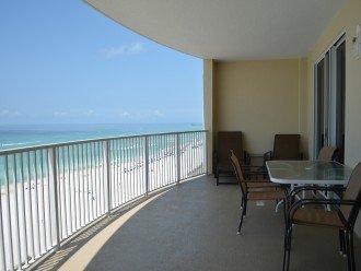 Ocean Front Ocen View Luxury 2 Bedroom 2 Bathroom Unit Near Pier Park #1