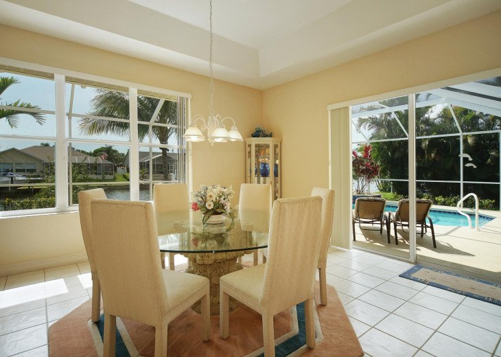 CapeCoralRentalHouses House 25 - Sunset Cove - Western Exposure, Sailboat Access #19