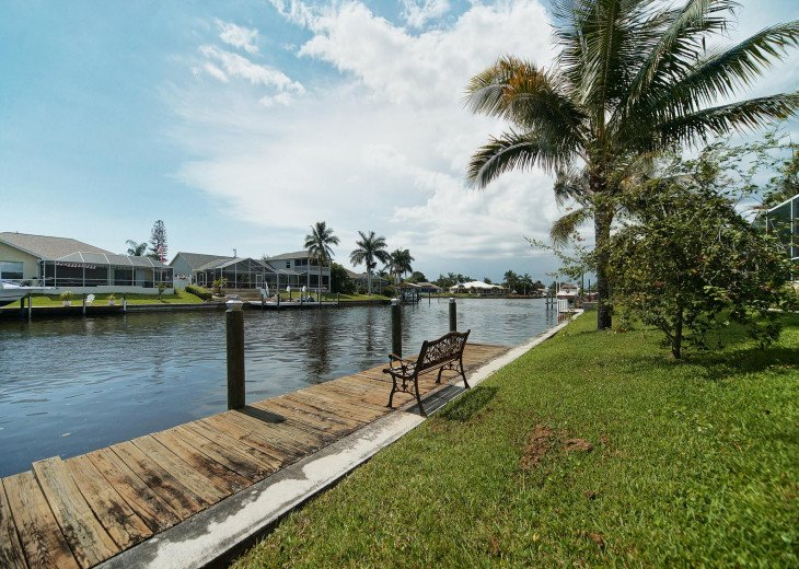 CapeCoralRentalHouses House 25 - Sunset Cove - Western Exposure, Sailboat Access #12