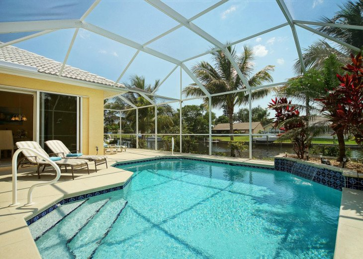 CapeCoralRentalHouses House 25 - Sunset Cove - Western Exposure, Sailboat Access #6