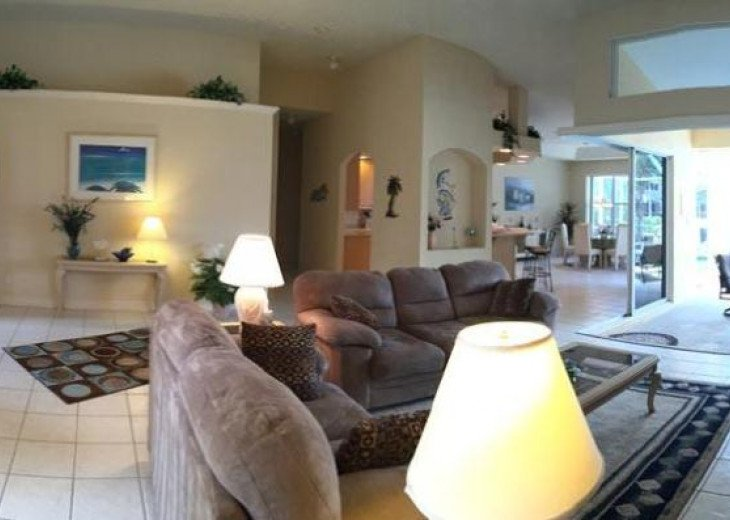 CapeCoralRentalHouses House 25 - Sunset Cove - Western Exposure, Sailboat Access #15