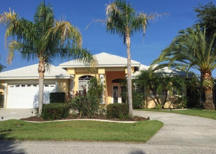 CapeCoralRentalHouses House 25 - Sunset Cove - Western Exposure, Sailboat Access #2
