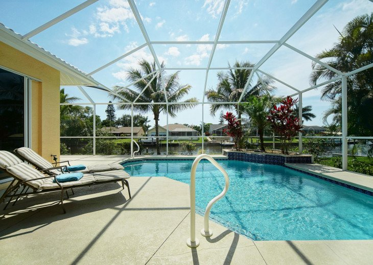 CapeCoralRentalHouses House 25 - Sunset Cove - Western Exposure, Sailboat Access #5