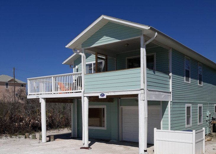 Sea Casa, 2 bedroom home, 125 steps to beach, Gulf view, quiet area #3