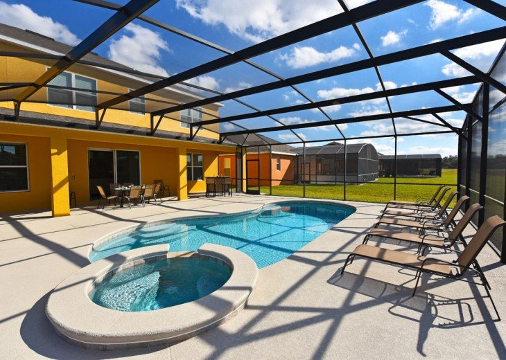 Beautiful 5BR 4.5bth Watersong home w/pool, spa & games from $135/nt - WR339 #18
