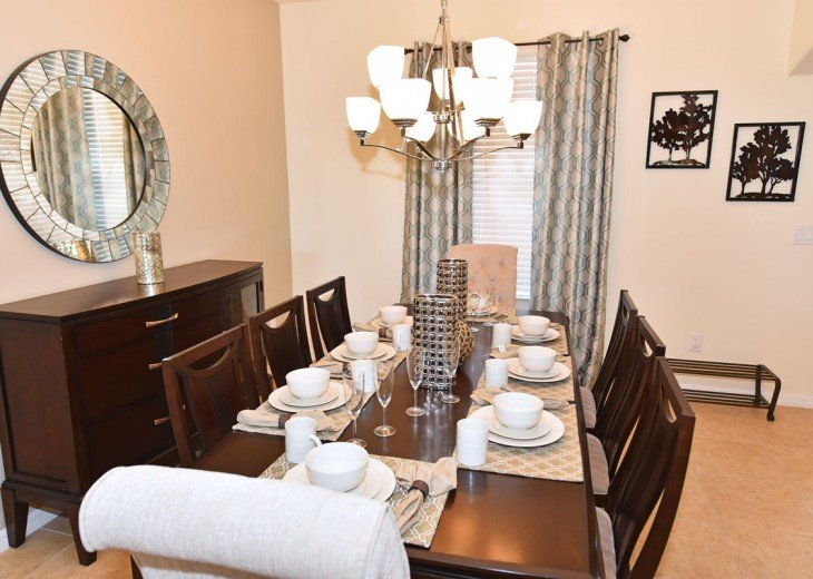 Beautiful 5BR 4.5bth Watersong home w/pool, spa & games from $135/nt - WR339 #3