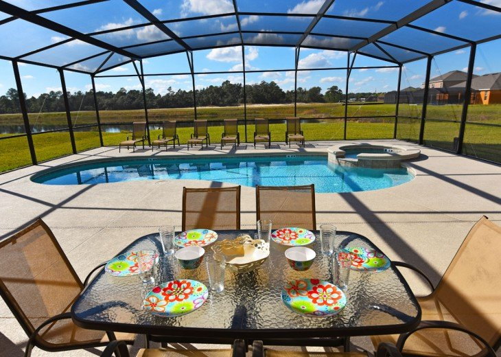 Beautiful 5BR 4.5bth Watersong home w/pool, spa & games from $135/nt - WR339 #19