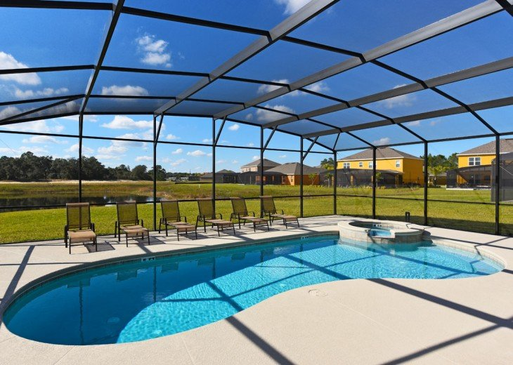 Beautiful 5BR 4.5bth Watersong home w/pool, spa & games from $135/nt - WR339 #20