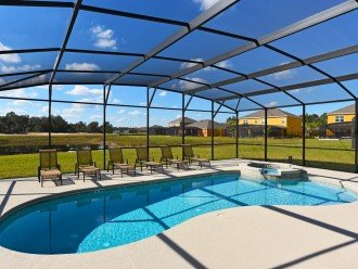 Beautiful 5BR 4.5bth Watersong home w/pool, spa & games from $135/nt - WR339 #1