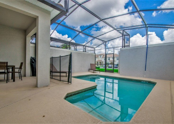 Lovely 4BR 3bth Champions Gate Townhouse w/splash pool - CG1601 #15