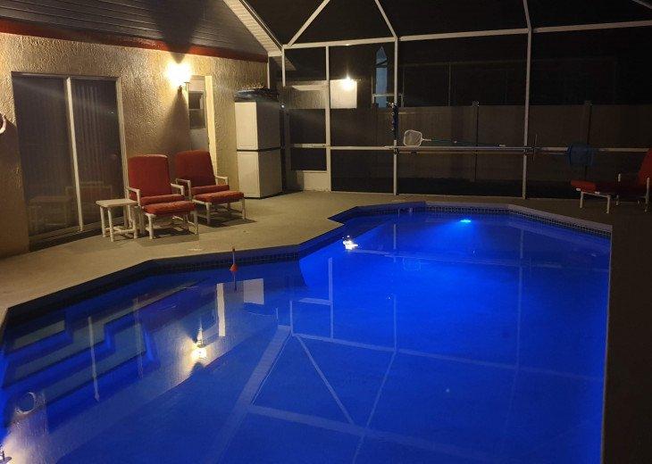 Holiday villa with pool and entertainment, 10 min to Disneyworld, Orlando, etc. #35