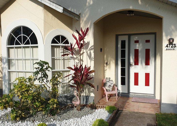 Holiday villa with pool and entertainment, 10 min to Disneyworld, Orlando, etc. #27