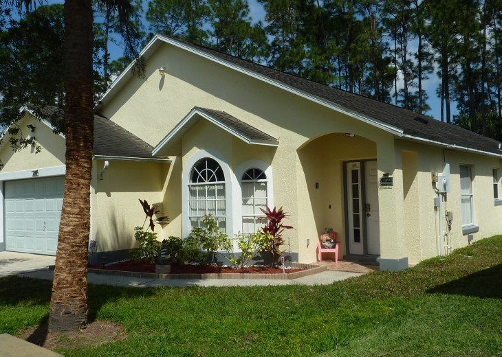Holiday villa with pool and entertainment, 10 min to Disneyworld, Orlando, etc. #1