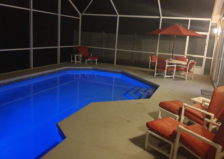 Holiday villa with pool and entertainment, 10 min to Disneyworld, Orlando, etc. #36