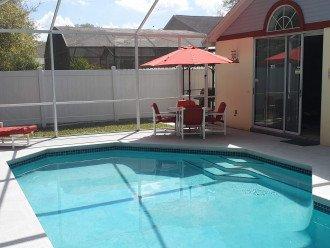 Holiday villa with pool and entertainment, 10 min to Disneyworld, Orlando, etc. #1