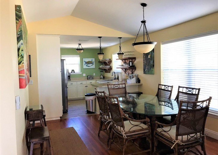 Gulf front w/ panoramic views!!HUGE screened porch & Outdoor kitchen!Beach gear! #8