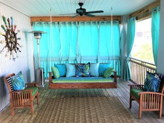 Gulf front w/ panoramic views!!HUGE screened porch & Outdoor kitchen!Beach gear! #1
