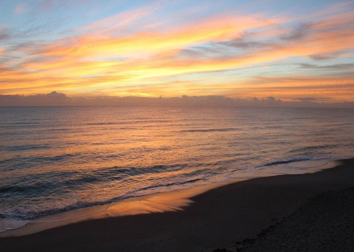 Fabulous Oceanfront Corner Condo - Heated Pool - Ocean View Gym-10 feet to Beach #1