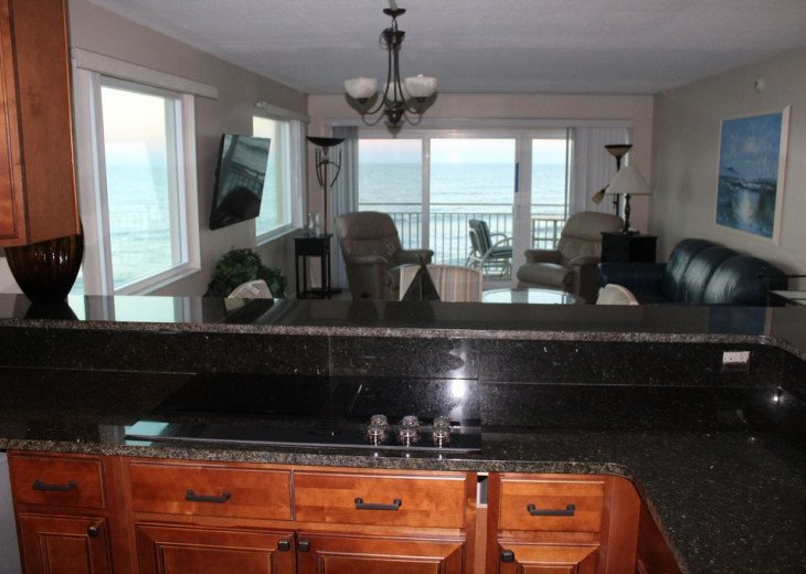Oceanfront Beautiful Condo! Stunning View with heated pool on the Ocean! #30