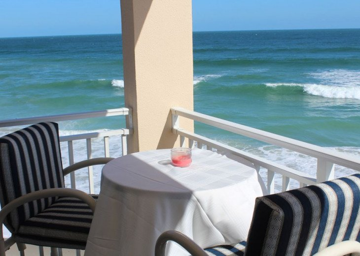 Oceanfront Beautiful Condo! Stunning View with heated pool on the Ocean! #4