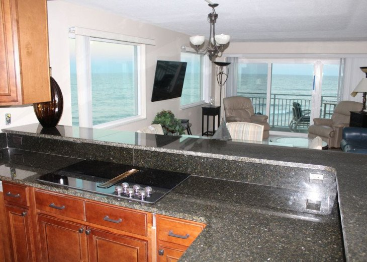 Oceanfront Beautiful Condo! Stunning View with heated pool on the Ocean! #34