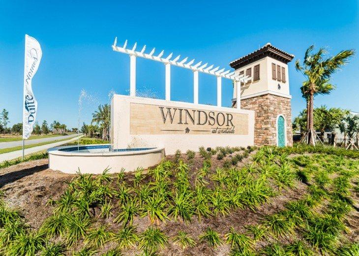 Windsor at westside Gated resort