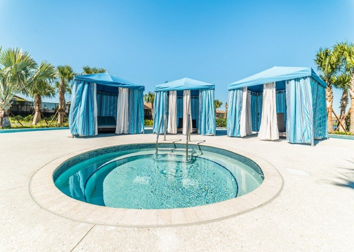 Club house and Resort-style heated Pool and spa
