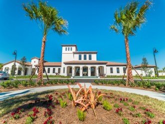 10,000 sq.ft. Clubhouse