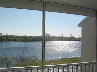 lake view from the unit