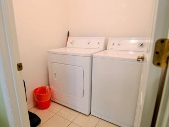 full size laundry machines