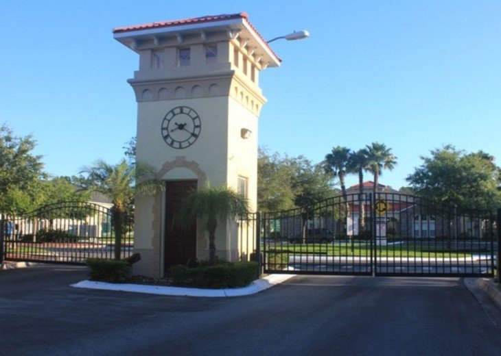 4BR/3BA 1900 sqft townhome with lake view,Close Disney,Seaworld #19