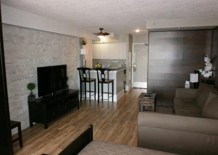 Daytona Beach Affordable Oceanfront Condo Rental #1