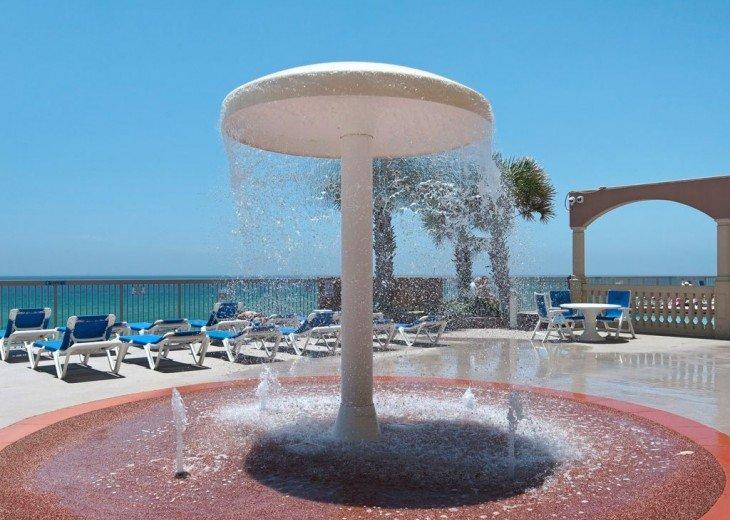3BR Exotic Panama City Beach Condo w/Gulf Views & Balcony #22