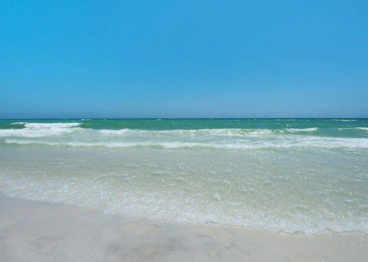 3BR Exotic Panama City Beach Condo w/Gulf Views & Balcony #18