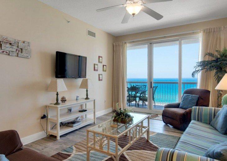 3BR Exotic Panama City Beach Condo w/Gulf Views & Balcony #3
