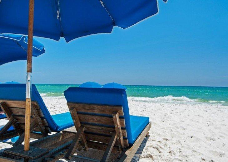 3BR Exotic Panama City Beach Condo w/Gulf Views & Balcony #9