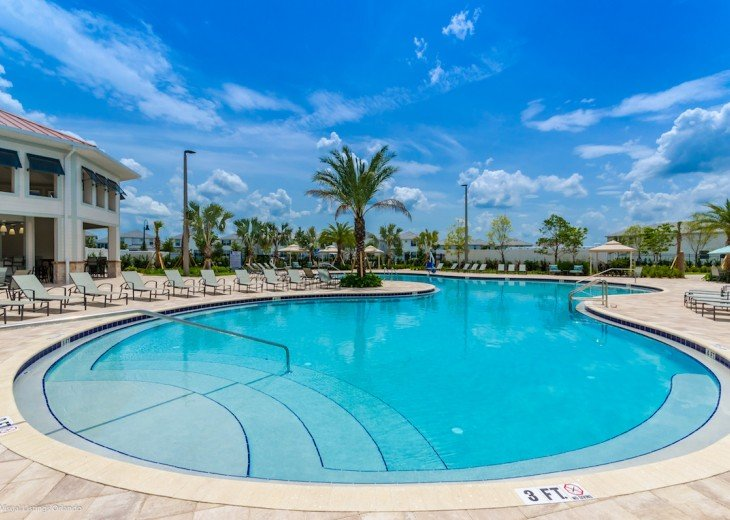 LAZY RIVER! Gorgeous 4BR Storey Lake townhouse w/splash pool fr$120/nt - SL4872 #17