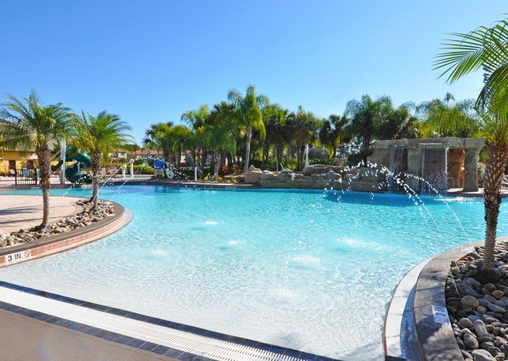 Luxury 4BR 3bth Resort Townhouse w/private splash pool from $120/nt - PP8963 #19