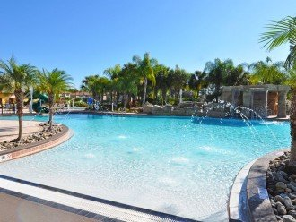 Luxury 4BR 3bth Resort Townhouse w/private splash pool from $120/nt - PP8963 #1
