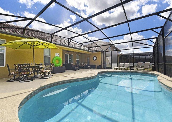 Elegant 4BR 3bth Solterra Home w/Pool, Spa & Gameroom - SR4075 #16