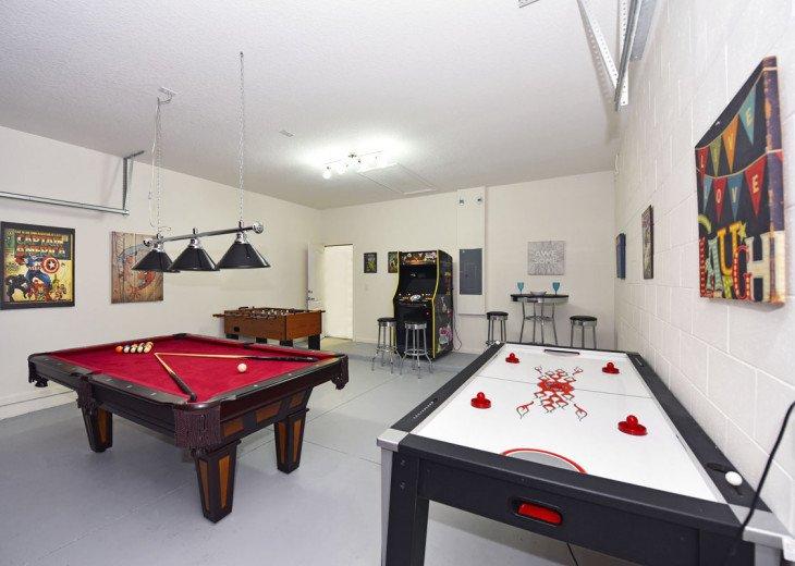 Elegant 4BR 3bth Solterra Home w/Pool, Spa & Gameroom - SR4075 #15