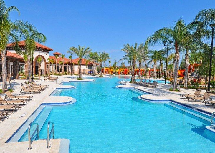 Elegant 4BR 3bth Solterra Home w/Pool, Spa & Gameroom - SR4075 #19