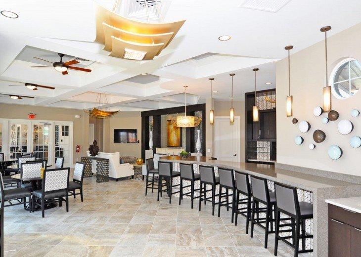 Elegant 4BR 3bth Solterra Home w/Pool, Spa & Gameroom - SR4075 #31