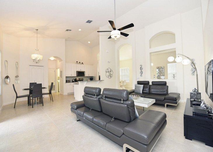 Elegant 4BR 3bth Solterra Home w/Pool, Spa & Gameroom - SR4075 #3